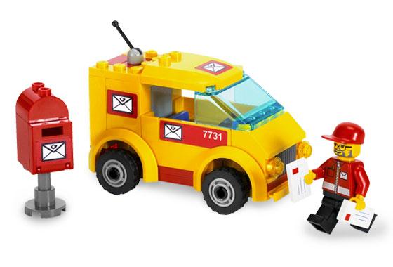 Lego Post Versand Klickbricks
