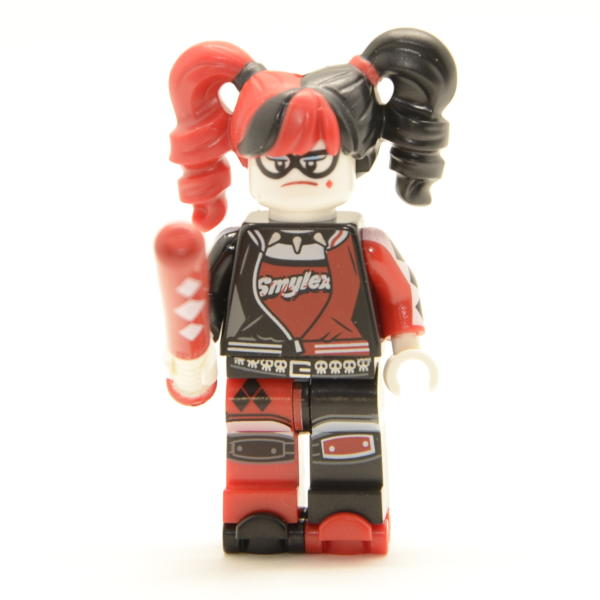 Lego Harley Quinn Klickbricks