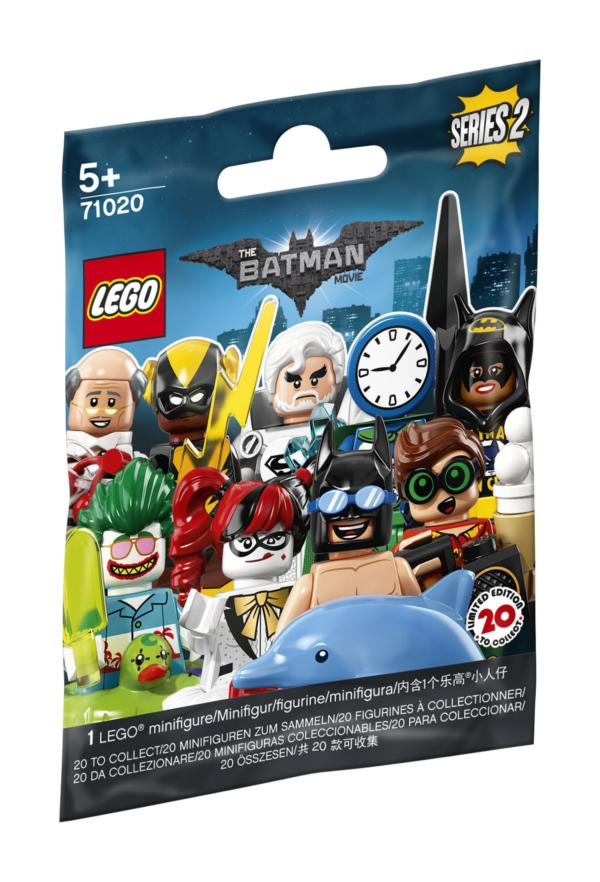 71020 The Lego Batman Movie Minifigures Serie 2