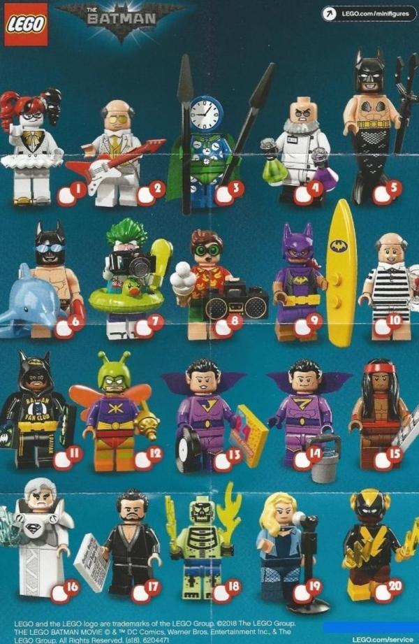 Jual_Lego_Minifigures_The_Batman_Movie_Series_2_Beipackzettel_71020