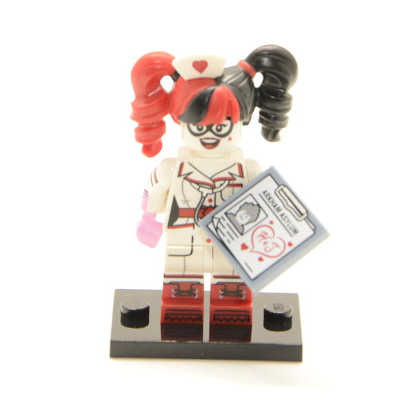 Lego Batman Movie Minifigur Schwester Harley Quinn Figur 13 (71017)
