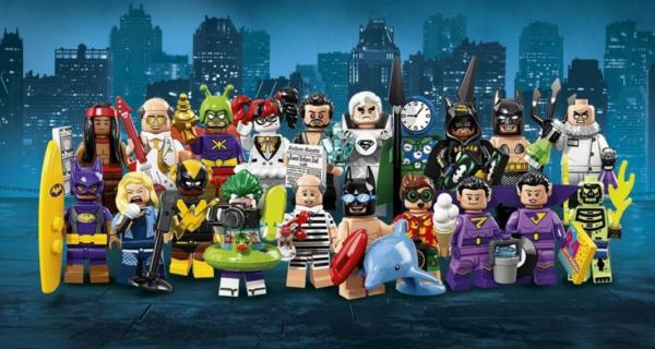 71020 The Lego Batman Movie Minifigures Serie 2