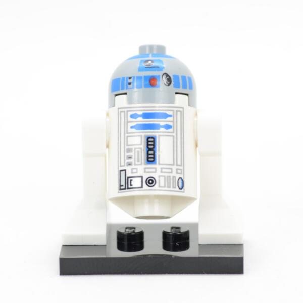 Lego Star Wars Minifigur R2-D2 Klickbricks Custom