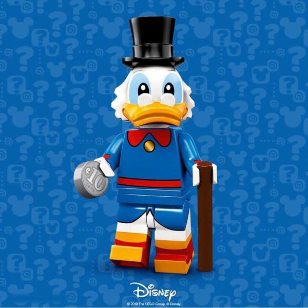 LEGO-minifigures-the-disney-series-2-dagobert-duck