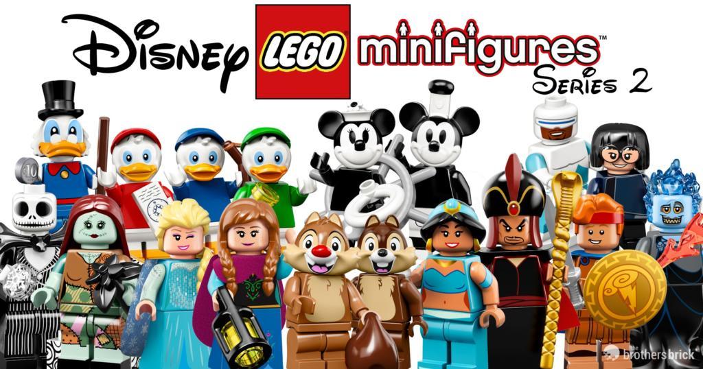 Disney Minifiguren Serie 2 kaufen