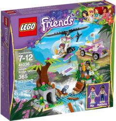 41136: LEGO® Friends Jungle Bridge Rescue / Rettung auf der Dschungelbrücke
