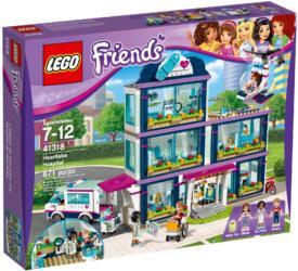 41318: LEGO® Friends Heartlake Hospital / Heartlake Krankenhaus
