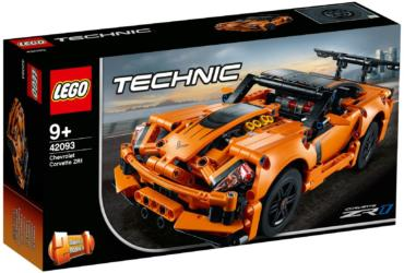 42093: LEGO® Technic Chevrolet Corvette ZR1