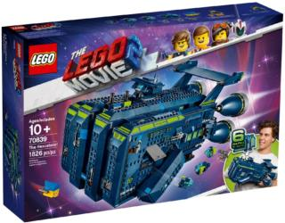 70839: LEGO® The Lego Movie 2 The Rexcelsior / Die Rexcelsior!