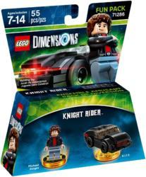 71286: LEGO® Dimensions Knight-Rider™-Spaß-Paket
