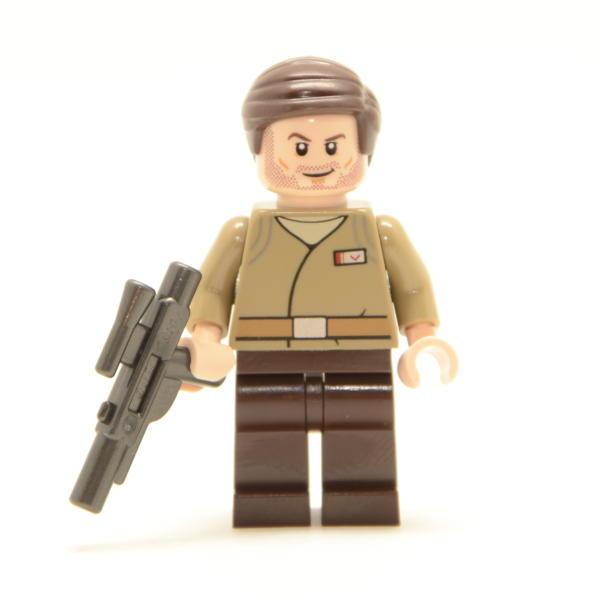 Resistance Officer (Major Brance)