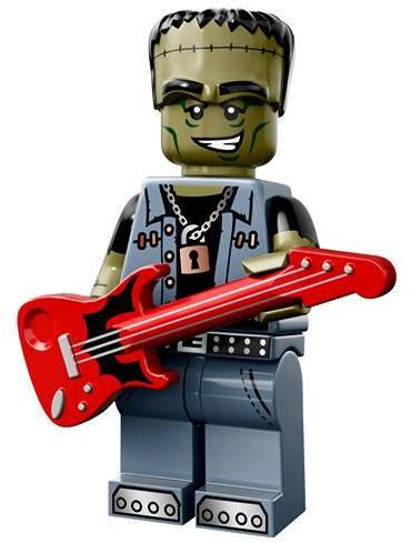 Serie 14 Monster Rocker Figur 12 (71010)