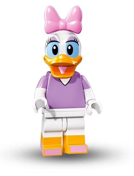 Lego Minifigur Disney's Serie 1 Daisy Duck Figur 9 (71012)