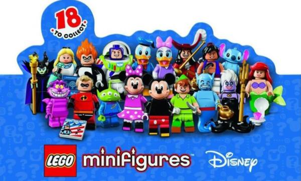 Disney_minifigures_serie_1_71012_uebersicht