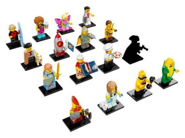 LEGO_71018_serie_17_uebersicht