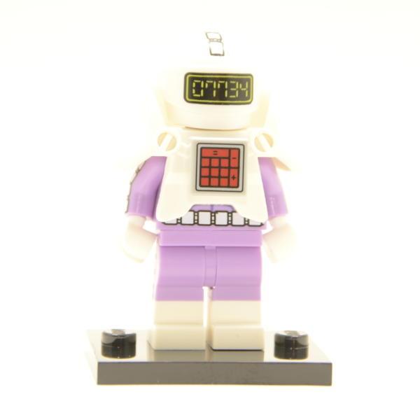 Lego Batman Movie Minifigur Calculator-Man Figur 18 (71017)