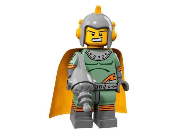Lego Minifigur Serie 17 Weltraumheld Figur 11 (71018)