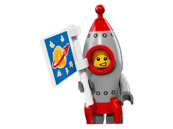 Serie 17 Raketenjunge Figur 13 (71018)