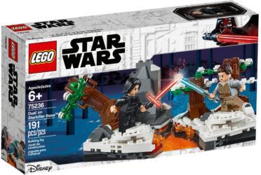 75236 LEGO Star Wars Duel on Starkiller Base Duell um die Starkiller-Basis