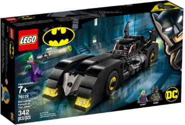 76119 Lego DC Comics Batmobile Pursuit of The Joker