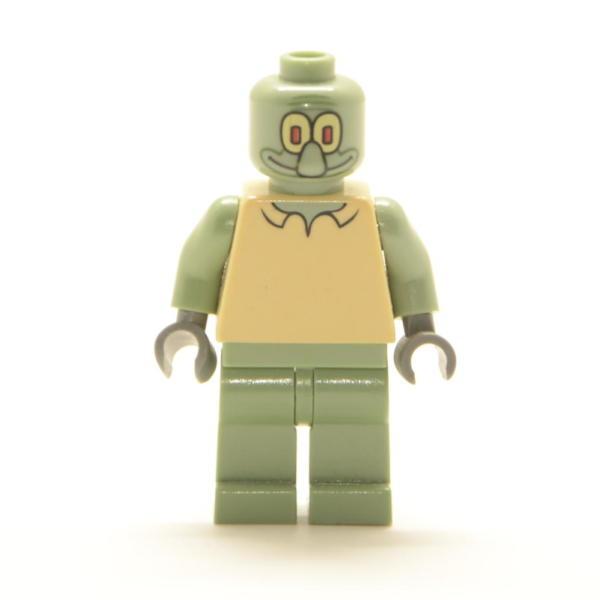 Lego Minifigure Taddeus Tentakel (Custom) (Custom)