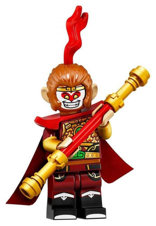 lego-minifiguren-sammelserie-collectible-minifigures-serie-19-71025-2019-15-alternative-Monkey-King-figur-4