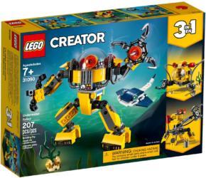 31090 LEGO® Creator Underwater Robot Unterwasser-Roboter