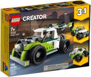 31103 LEGO® Creator Rocket Truck Raketen-Truck
