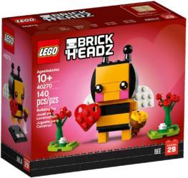 40270 LEGO® BrickHeadz Valentine's Bee Valentinstags-Biene