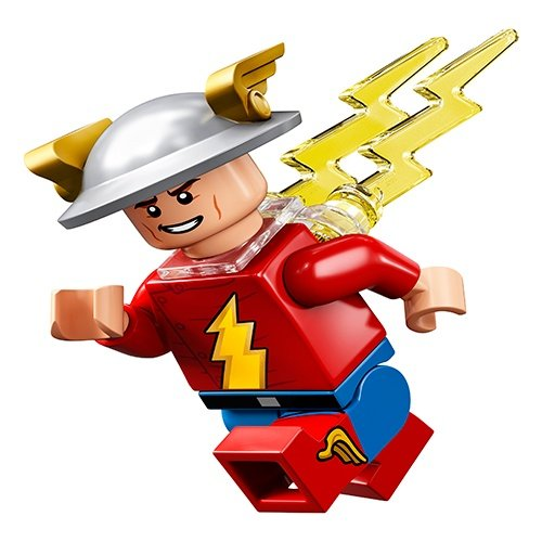 Lego Minifiguren Serie 20 The Flash Figur 15 71026 DC Super Heroes