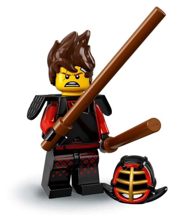 THE LEGO® NINJAGO® MOVIE™ Kai Kendo Figur 1 (71019)