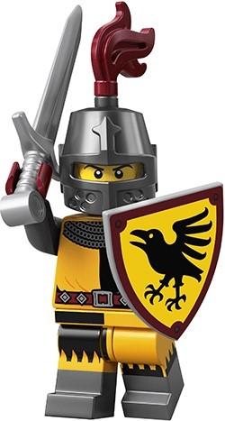 Lego Minifiguren Serie 20 Turnierritter Figur 4 (71027)