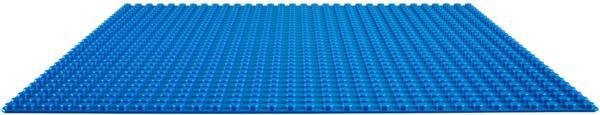 Lego Basis Bauplatte 32 x 32 Noppen blaue Farbe