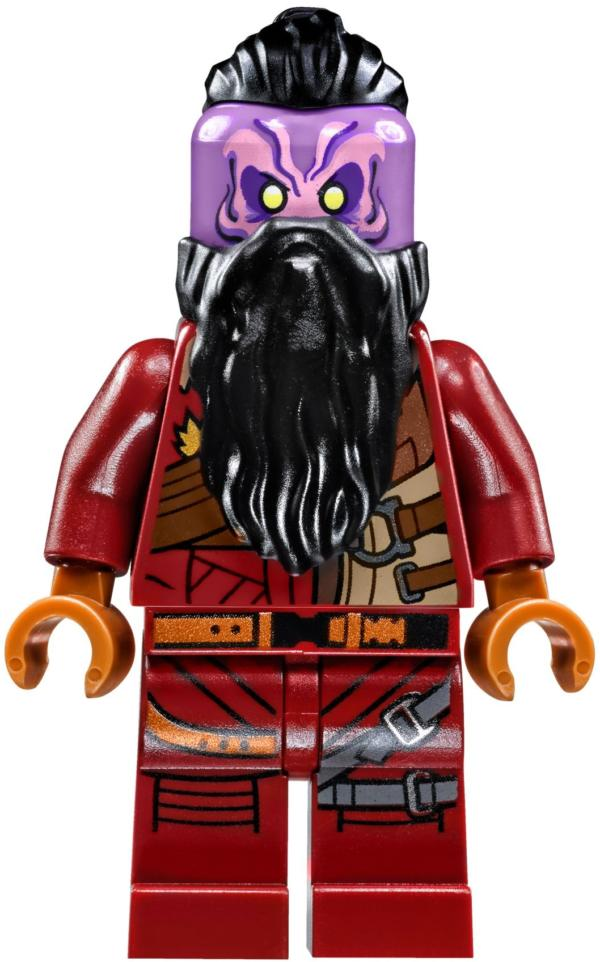 76079: LEGO® Marvel Super Heroes Ravager-Attacke