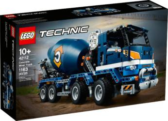 42112 LEGO® Technic Concrete Mixer Truck Betonmischer-LKW (1)