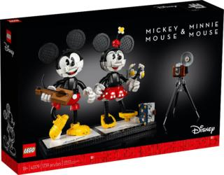 43179 LEGO® Disney Mickey Mouse and Minnie Mouse Micky Maus und Minnie Maus (1)