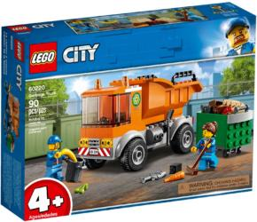60220 LEGO® City Garbage Truck Müllabfuhr (5)