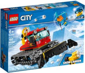 60222 LEGO® City Snow Groomer Pistenraupe (1)