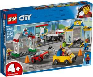 60232 LEGO® City Garage Centre Autowerkstatt (1)