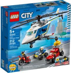 60243 LEGO® City Police Helicopter Chase Verfolgungsjagd mit dem Polizeihubschrauber