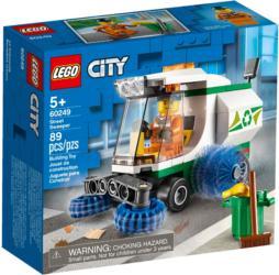 60249: LEGO® City Street Sweeper / 60249 LEGO® City Street Sweeper Straßenkehrmaschine