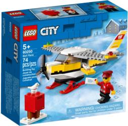 60250 LEGO® City Mail Plane Post-Flugzeug