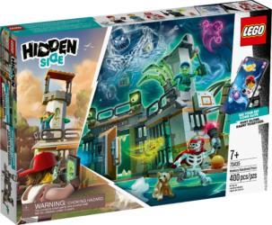 70435 LEGO® Hidden Side Newbury Abandoned Prison Newbury´s verlassenes Gefängnis (1)