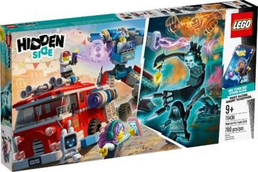 70436: LEGO® Hidden Side Phantom Fire Truck 3000 / Phantom Feuerwehrauto 3000