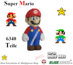 LEGO Super Mario MOC Nintendo