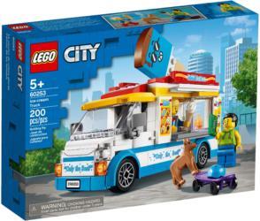 60253: LEGO® City Ice-Cream Truck / Eiswagen