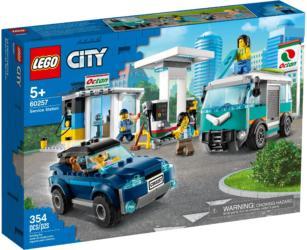 60257 LEGO® City Service Station Tankstelle (1)