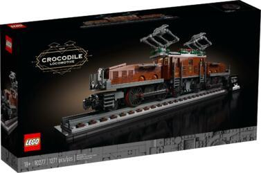10277 LEGO® Creator Crocodile Locomotive Lokomotive Krokodil