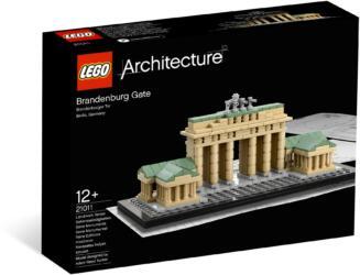21011 LEGO® Architecture Brandenburg Gate Brandenburger Tor