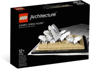 21012 LEGO® Architecture Sydney Opera House